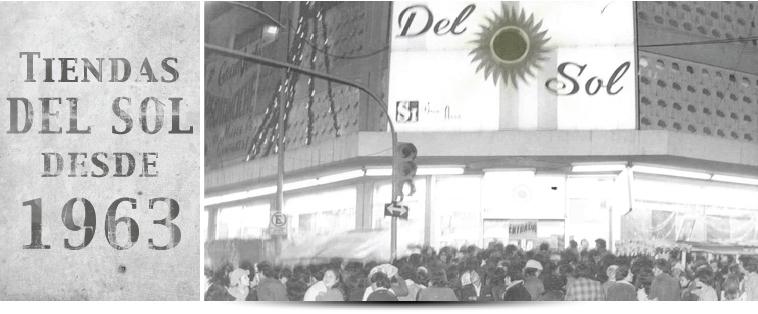 Tiendas Del Sol desde 1963